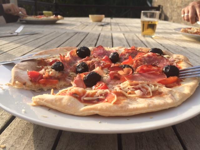Glutenvrij kant-en-klaar pizzadeeg