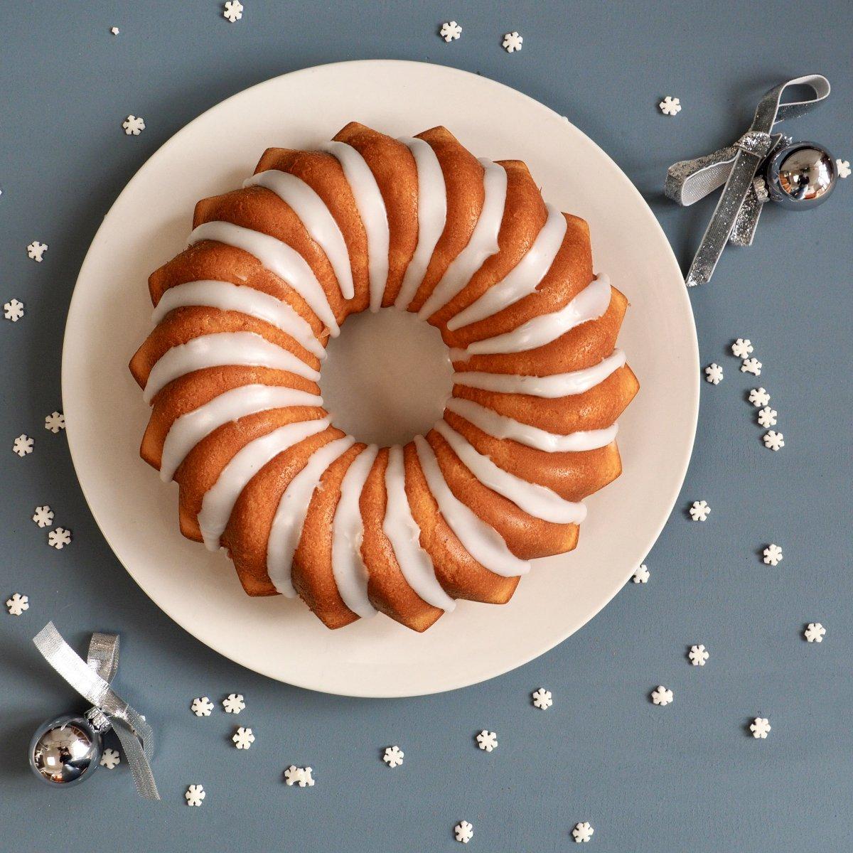 Glutenvrije tulband cake