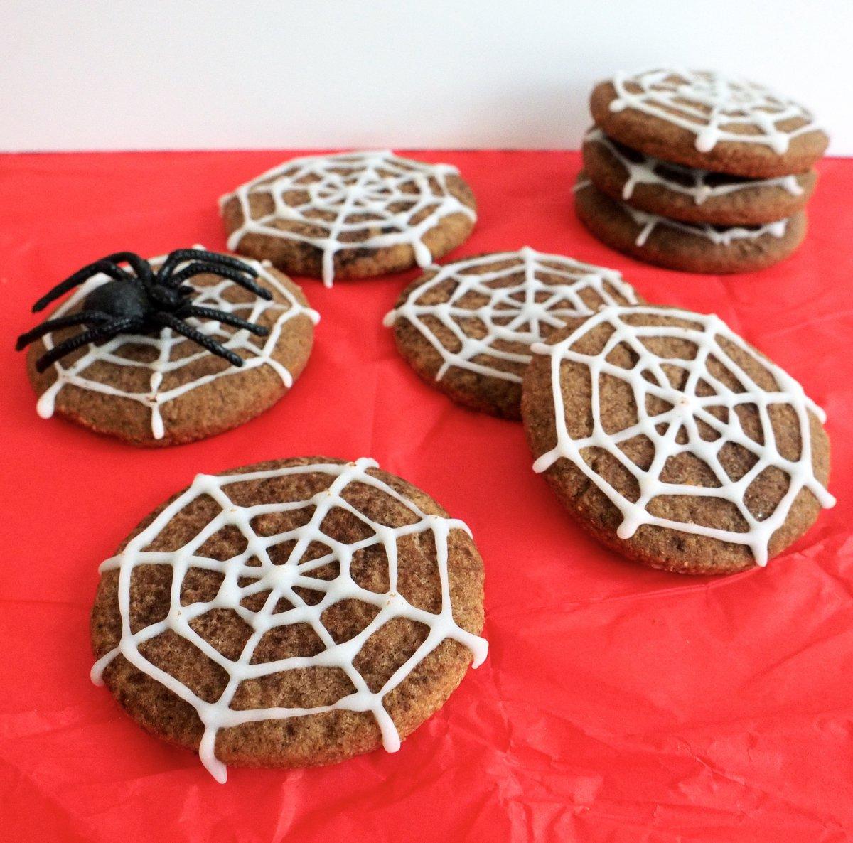 Glutenvrije koekjes voor halloween