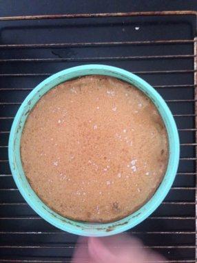 Zilte zoute karameltaart