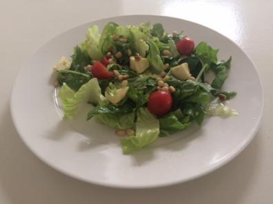 Tot van de glutenvrije Italiaanse salade!