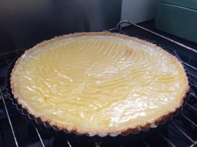 Glutenvrije lemonpie in de oven