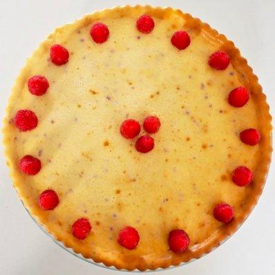 Glutenvrije Cheesecake