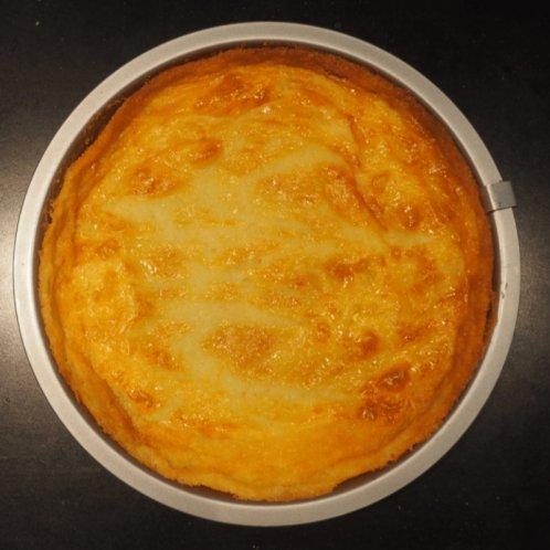 Foto van een glutenvrije boterkoek recept om zelf te bakken