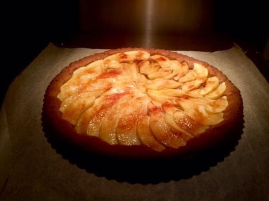 Glutenvrije appel speculaaskoek