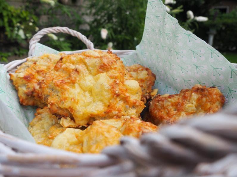 Glutenvrije broodjes met kaas