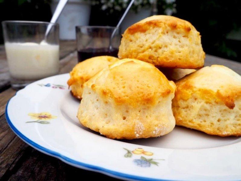 Glutenvrije scones, zelf maken