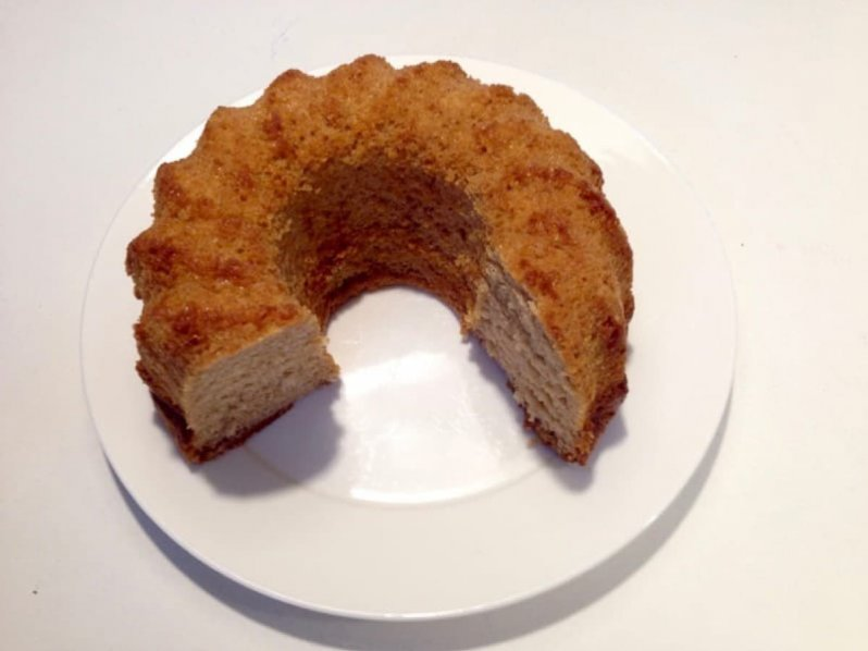 Foto van glutenvrije speculaas-cake