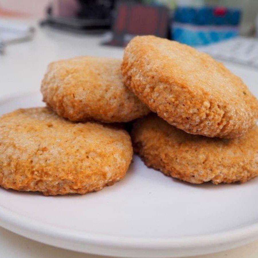 Glutenvrije Italiaanse Amaretti koekjes