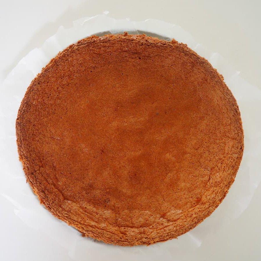 Glutenvrije luchtige cakebodem