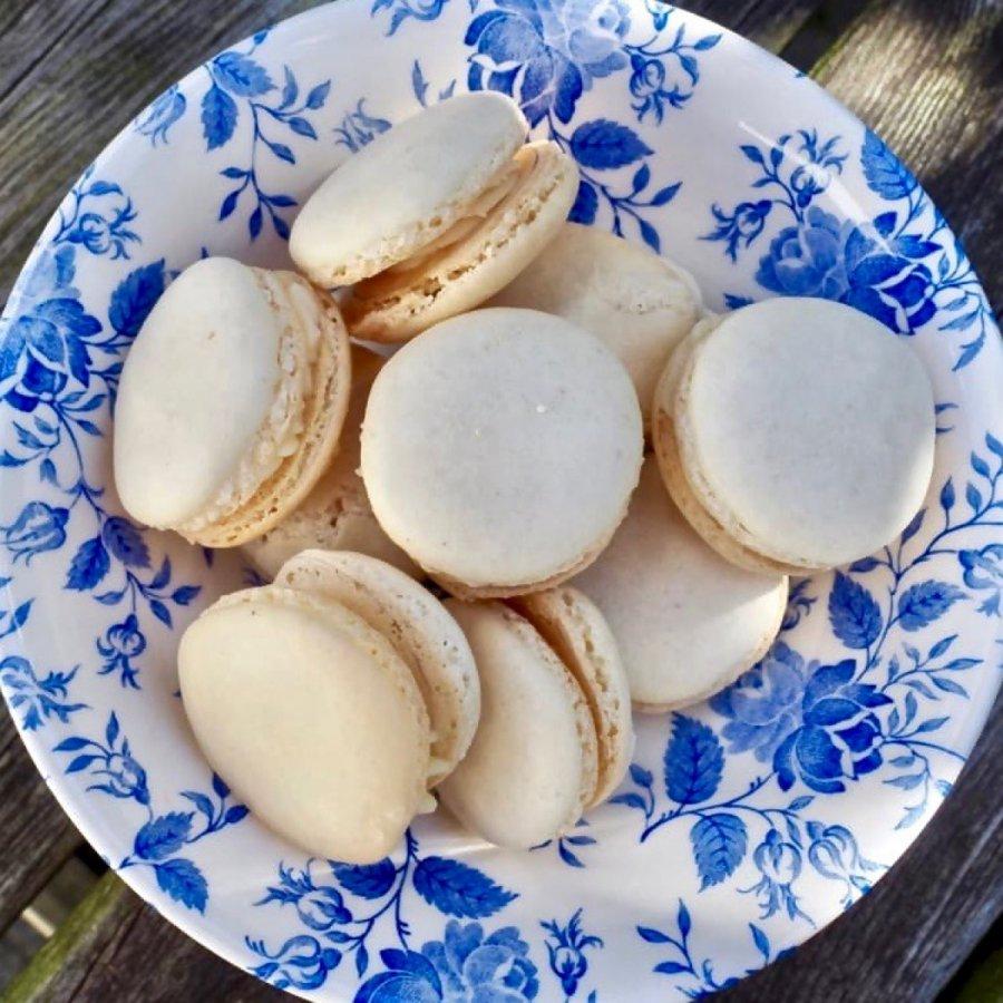 Glutenvrije Vanille Macarons