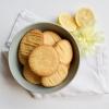 Glutenvrije, brosse citroenkoekjes