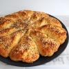Glutenvrij breekbrood met kaas