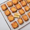 Glutenvrije kaas-bosui broodjes