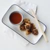 Glutenvrije kipgehaktballetjes met garnalen