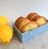 Glutenvrije citroen koekjes met maanzaad
