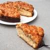 Glutenvrije Zweedse karamel amandel cake