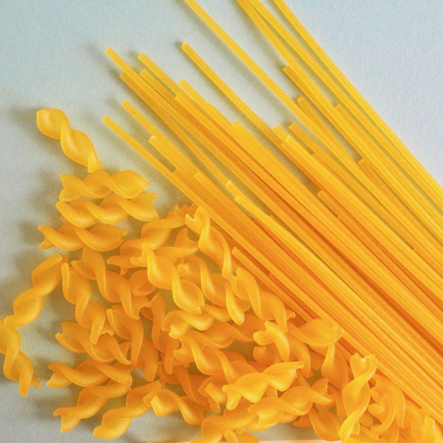 Foto van pasta