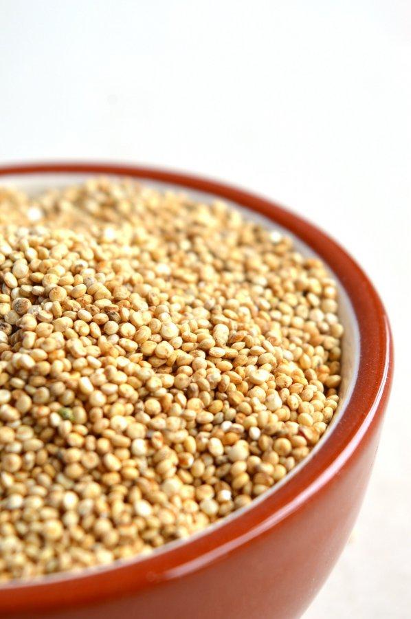 Foto van quinoa