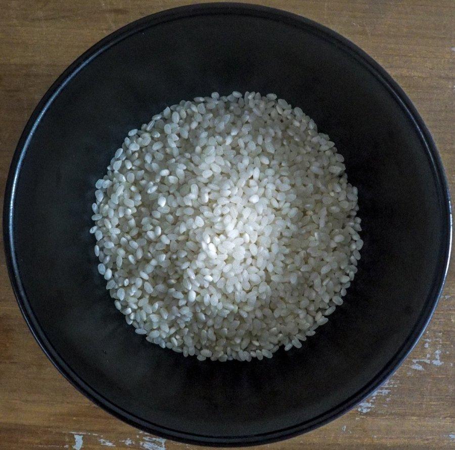 Foto van sushi rijst