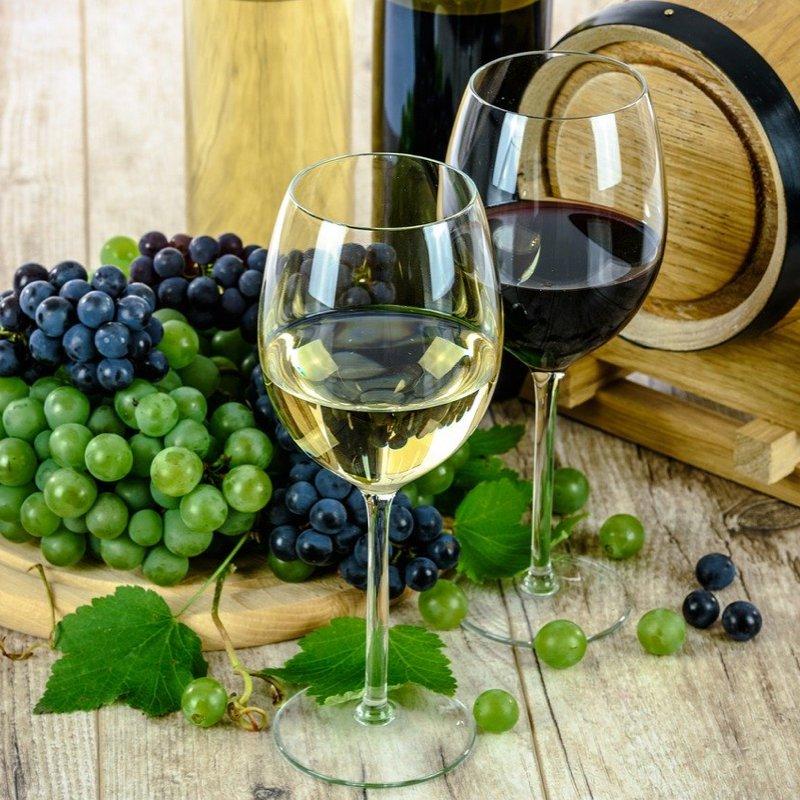 Is witte wijn glutenvrij?